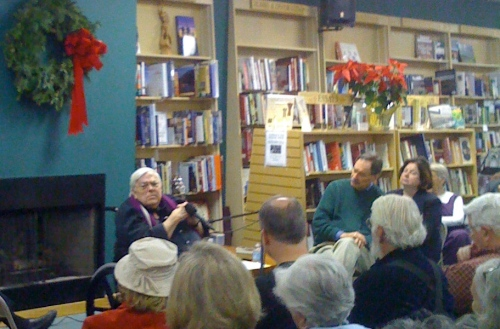 Reynolds Price at Quail Ridge Books